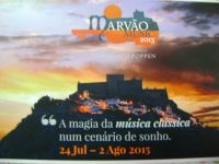 Marvão Music 2015